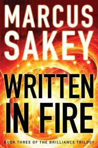 Written in Fire Book Cover